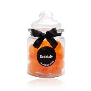 Bubblets Jar- Orange