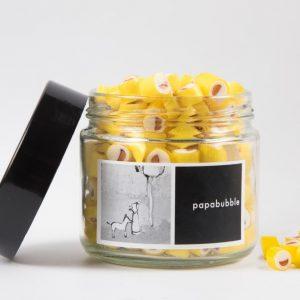 Banana Candy Jar