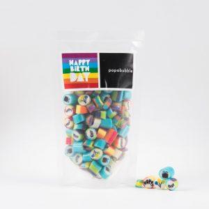 Happy Birthday Candy Bag