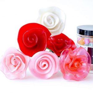 Rose Lollipop
