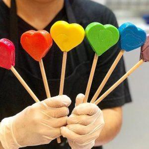 Heart Lollipop Small